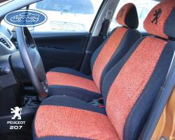 пошив авточехлов Peugeot (Пежо)