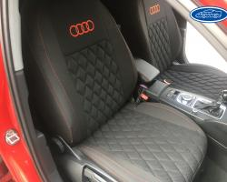 Пошив авточехлов на  Audi (Ауди)