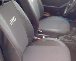 авточехлы из экокожи Audi (Ауди)