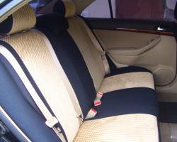 чехлы автомобильные экокожа Toyota (Тойота)