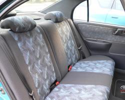 авточехлы экокожа Toyota (Тойота) фото