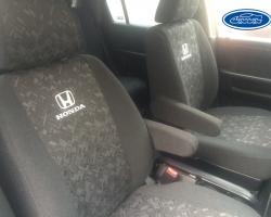 Чехлы автомобильные  на  Honda (Хонда) - купить в Екатеринбурге