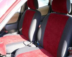 чехлы экокожа Toyota (Тойота) фото