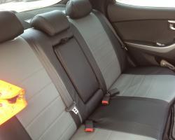 чехлы из экокожи Hyundai (Хендай) фото