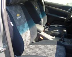 пошив чехлов из экокожи Chevrolet (Шевроле)