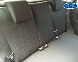 Чехлы на Ford тканевые