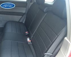 Subaru  экокожа и ткань