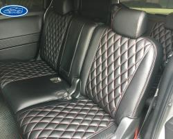 чехлы из экокожи Honda (Хонда) фото