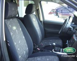 пошив авточехлов на заказ Land Rover (Ленд Ровер)