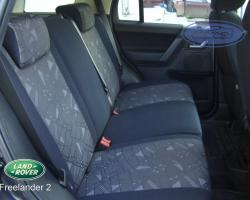 пошив чехлов на заказ Land Rover (Ленд Ровер)