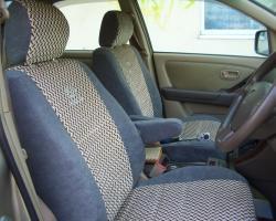 чехлы из экокожи Toyota (Тойота) фото