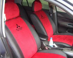 пошив чехлов Mitsubishi (Мицубиси) фото