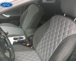 Пошив авточехлов Ford (Форд)  на заказ - ДАНА  авточехлы в Екатеринбурге
