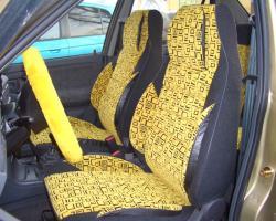 автомобильные чехлы фото Daewoo (Дэу)