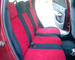 пошив авточехлов Peugeot (Пежо) фото
