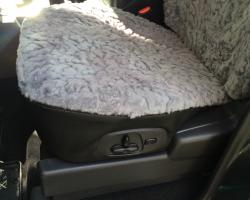 авточехлы из экокожи Mitsubishi (Мицубиси)