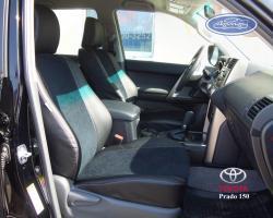 чехлы из экокожи Toyota (Тойота)