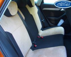 чехлы экокожа Audi (Ауди)