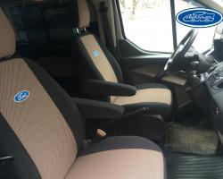пошив авточехлов на заказ  Ford (Форд)