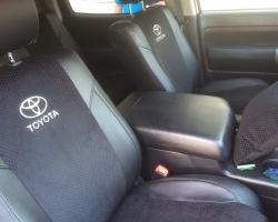 авточехлы экокожа Toyota (Тойота)