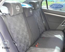 чехлы из экокожи Opel (Опель) фото